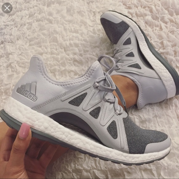 13dc2726236e9d Adidas Pureboost XPOSE Grey Size 9 Women